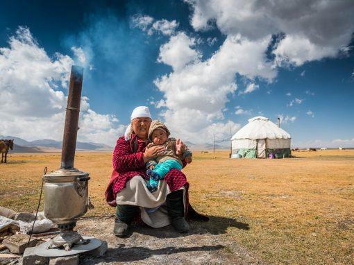 USAID Central Asia COVID Campaign